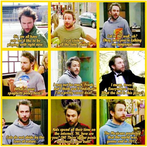 its always sunny in philadelphia online dating profile It's always sunny in philadelphia season 12 episode 10 full episodes free online  charlies dating profile - its always sunny in philadelphia 7 ay önce 20 views.