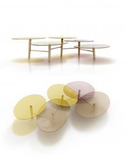 Collezione Isole by IVV Home Decor & Table #Archello #Design