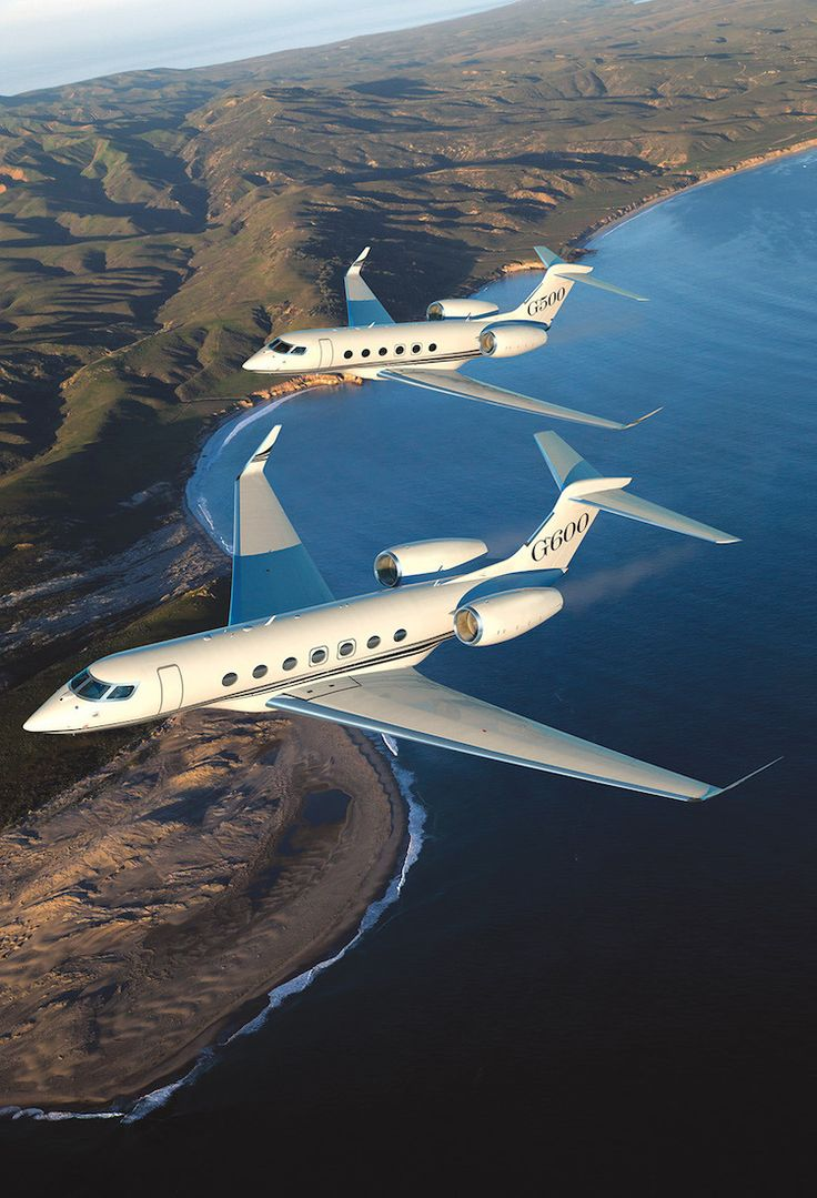 Gulfstream Aerospace Presenta Dos Nuevos Aviones De Negocios:  el G500 & G600