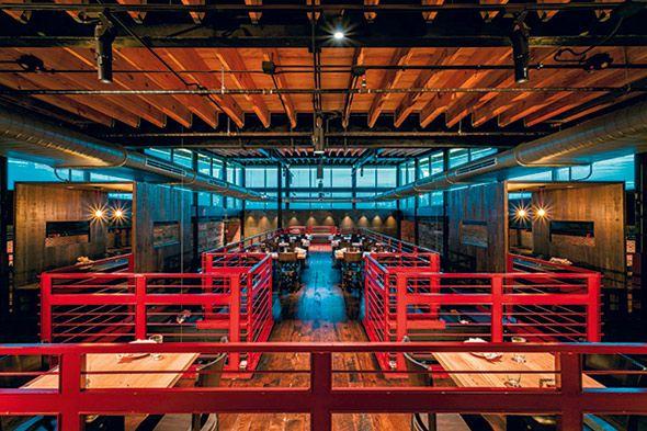 Matchbox Woodbridge Va 2018 Award Winners Restaurant Development Design Rddmag Com Restaurantdesign Design De Restaurant Design Award Winner Design