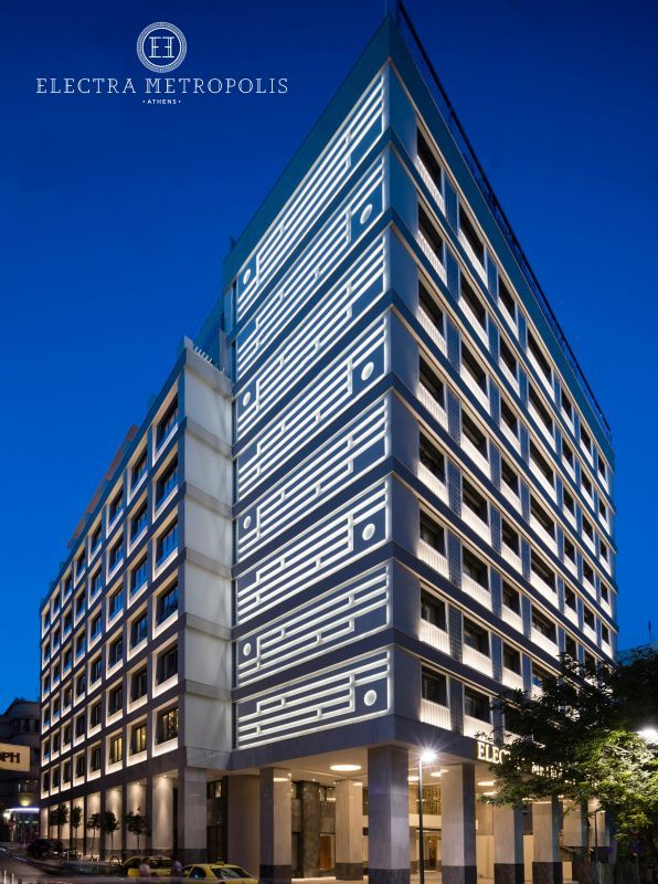Electra Metropolis Welcomes Irene Zambelaki as New Hotel Operations Manager.