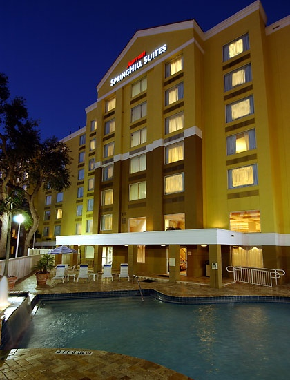 SpringHill Suites Fort Lauderdale Airport: All Suite Hotel in Ft. Lauderdale