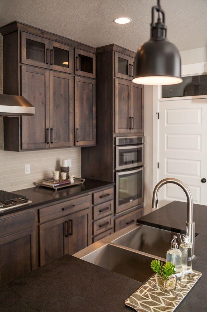 75 Best Canyon Hills Model Home Images On Pinterest  Model Homes Magnificent Kitchen Model Design Design Decoration