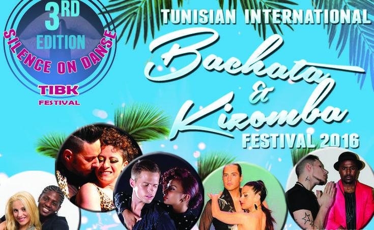 C'est lors d'une conférence de presse, tenue ce matin au café culturel «Ellouh» que les dates et les détails de la programmation du Festival international de la Tunisie de Bachata & Kizomba ont été dévoilés au grand public et aux médias. Du 25 au 27 mars 2016, une pléiade de danseurs professionnels mondialement reconnus sera …