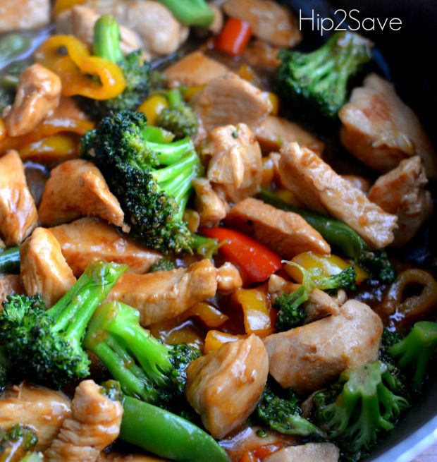 Looking for an easy and delicious weeknight meal solution that's done in minutes? Chicken stir-fry is one of my favorite go to family dinners because it's simple, and you can customize …