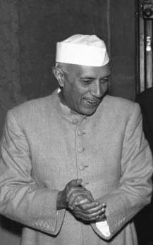 Jawaharlal Nehru en 1959 Ministres et Premier ministre (Inde)  (1889-1964)