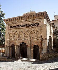 Arte andalusí hasta el siglo XI. Mezquita de Bab al Mardum (Toledo). Actual iglesia del Cristo de la Luz.