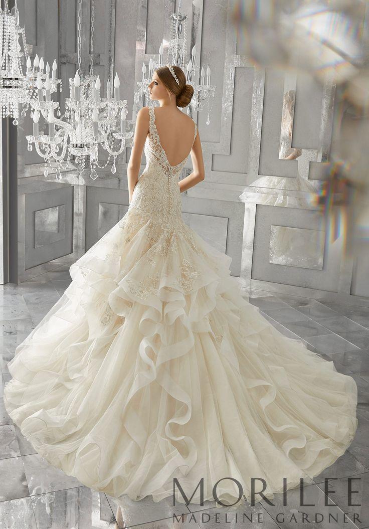 54 best morilee by madeline gardner images on pinterest for Madeline gardner mori lee wedding dress