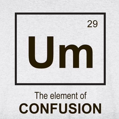 Element of confusion. Periodic Table