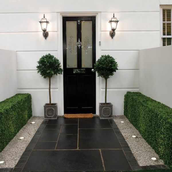 Pavestone Paving-Limestone-Black Kadapha-PAVING SLABS
