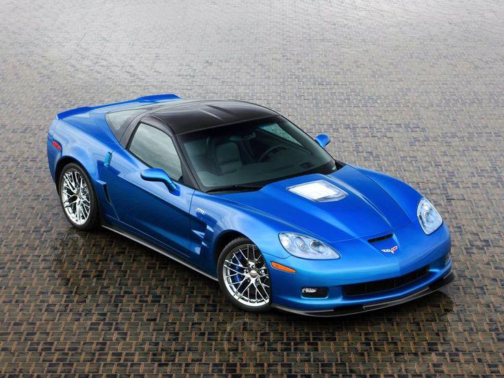 Not a big vette fan but i like this  2010 Chevrolet Corvette ZR1 picture