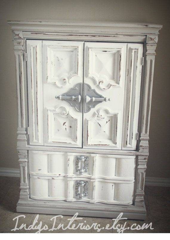 333 best images about finished pieces featured on etsy on pinterest vintage dressers. Black Bedroom Furniture Sets. Home Design Ideas