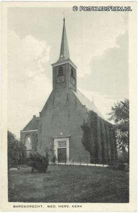Barendrecht, Ned. Herv. Kerk