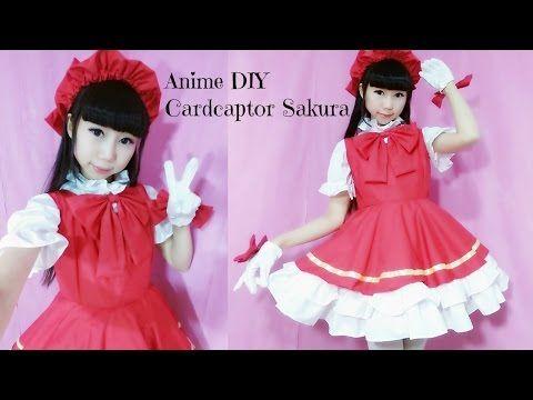 Anime cosplay DIY - cardcaptor sakura