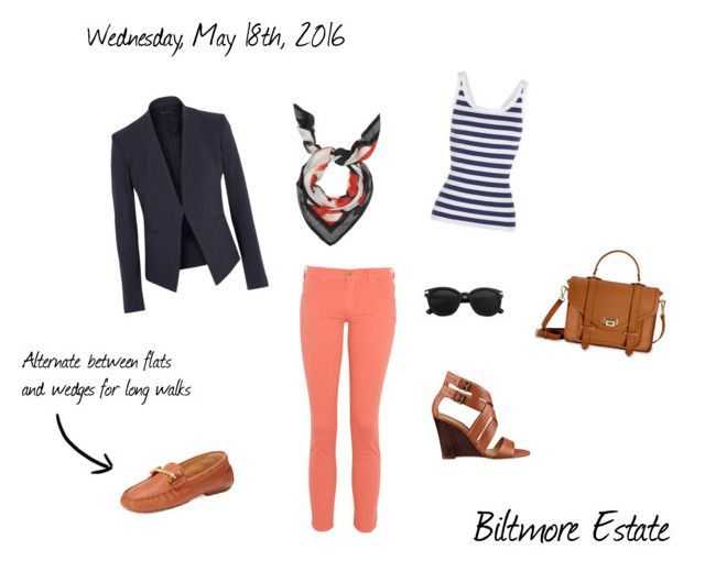 """""""Wednesday Outfit - Biltmore Estate"""""""