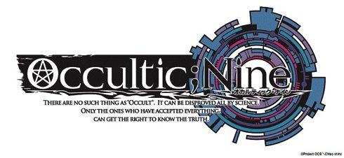 Occultic;Nine~オカルティックナイン~