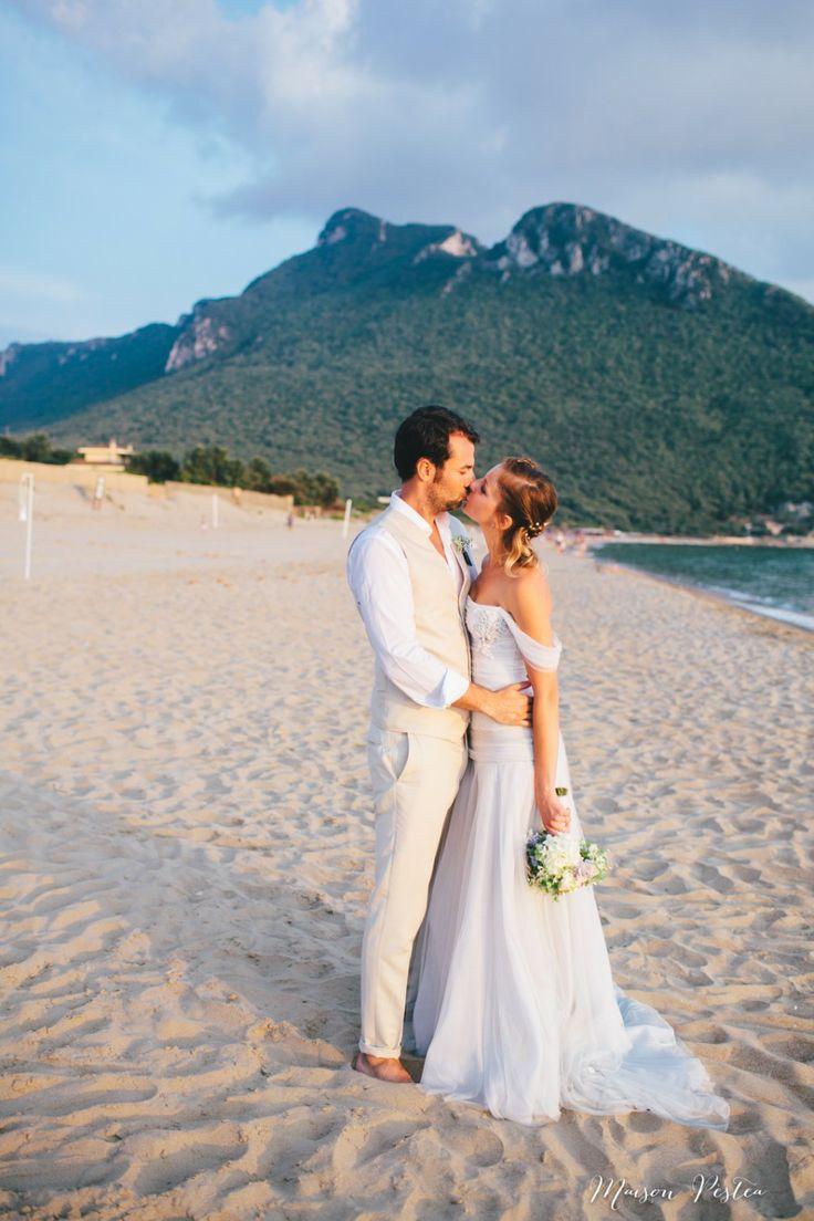 Wedding Photographer Italy Beach