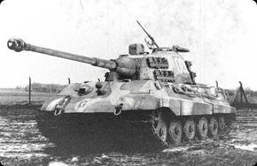 tiger ii | tiger ii battle of the bulge tamiya 1 35 scale by chris wauchop