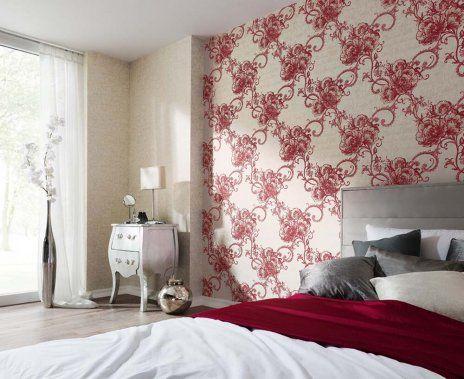 červené tapety na stenu