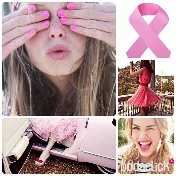 ¿Queréis juntaros a nosotros para apoyar a todas las mujeres que luchan contra el cáncer de mama? Mandadnos una foto vuestra con algo rosa a bodaclick_rrss@bodaclick.com y nosotros prepararemos algo especial para el próximo 19 de octubre. ♥ Todas somos rosas ♥