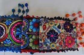 Resultado de imagen para bordados de ayacucho peru
