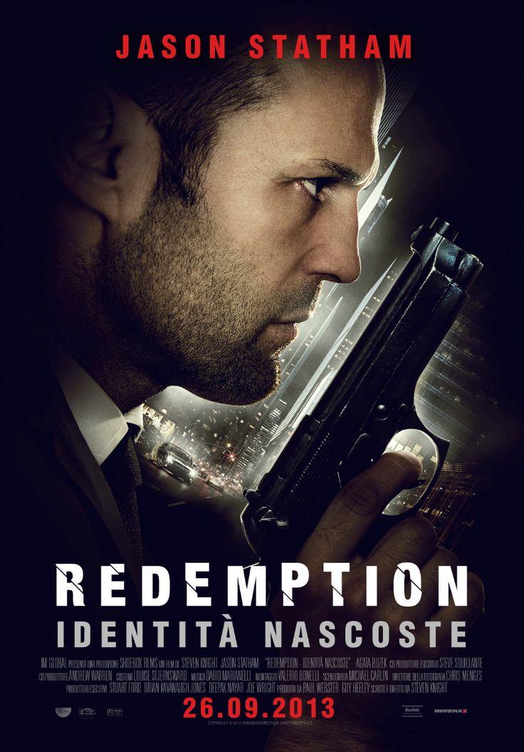 Redemption - Identità nascoste, dal 26 settembre al cinema.