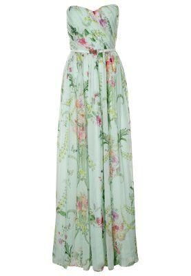 Vestido largo - verde