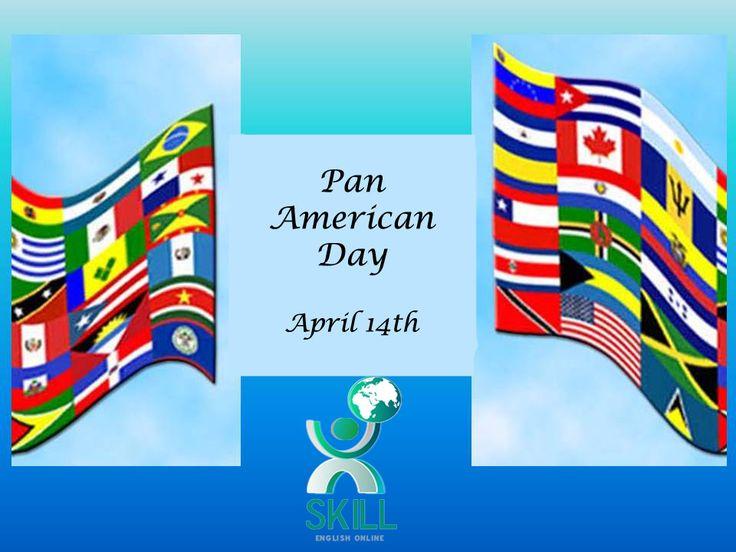 April 14 – Pan-American Day