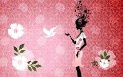 Girly Backgrounds for Desktop