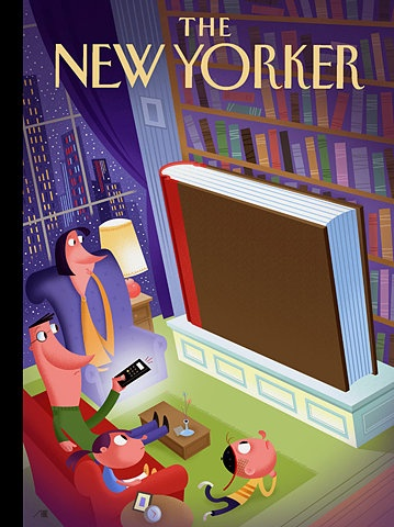 Bob Staake New Yorker Covers