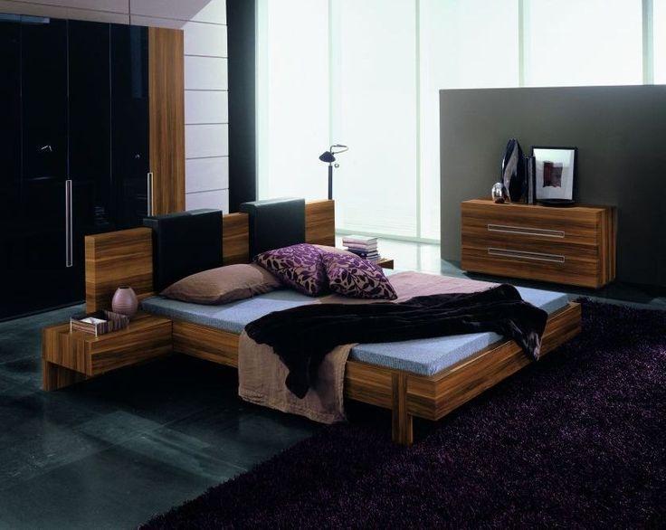 Bedroom Sets Contemporary Storage Beds Nightstands All World Modern Platform Headboard Cheap Habitat