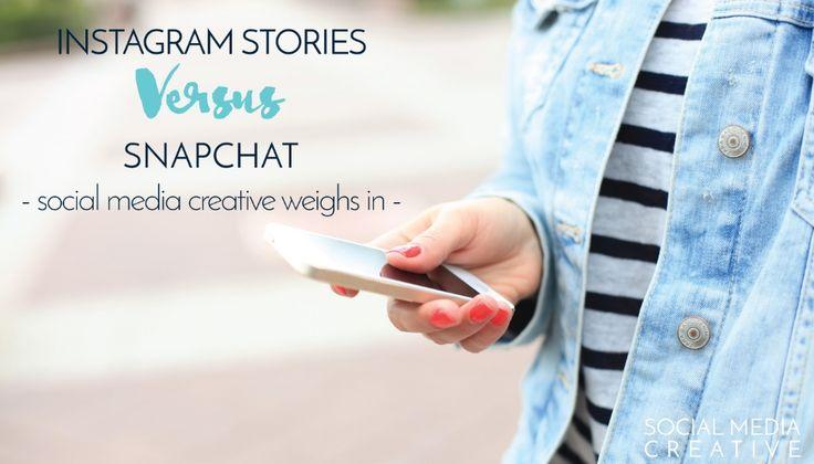 We weigh in on Instagram stories