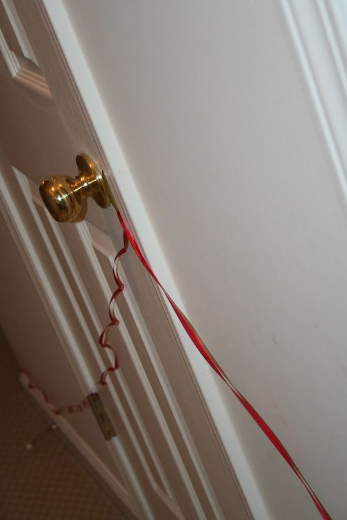 bday string tradition--this is absolutly the greatest idea ever and I will be doing it!!