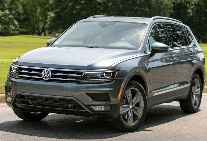 2020 Volkswagen Tiguan Changes Release Date Price New Automotive Trends Volkswagen Release Date Tiguan R