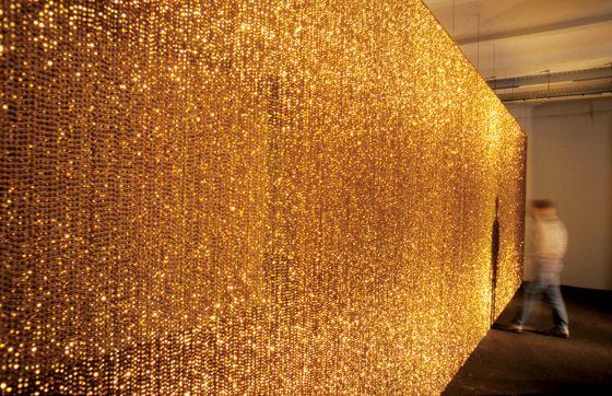 felix gonzalez-torres, untitled (golden)