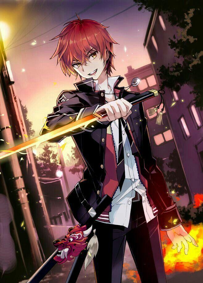 Follow me now Trân Jang (With images) | Anime warrior ...