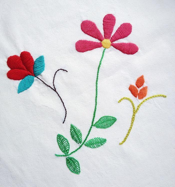 Resultado de imagen para bordado mexicano moldes bordados
