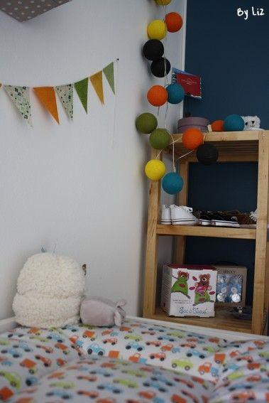 Les 25 meilleures idées de la catégorie Chambres orange et bleues ...