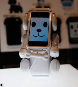 Adorable iPhone-Powered Robot Dogs are Poised to Take Over the World