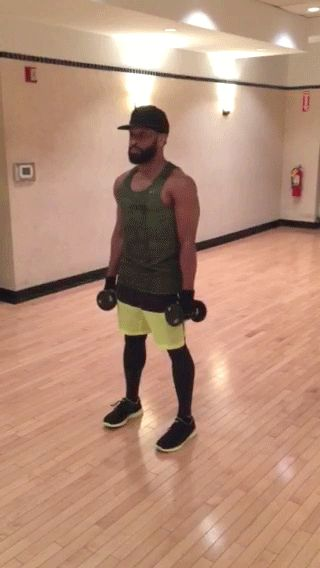 Madonna arms workout