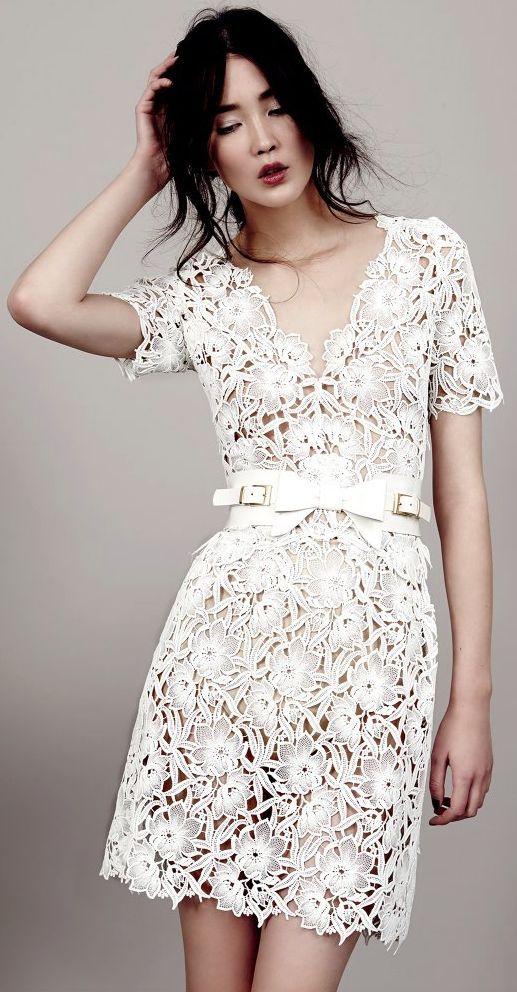 Featured Dress: Kaviar Gauche; Wedding dress idea.