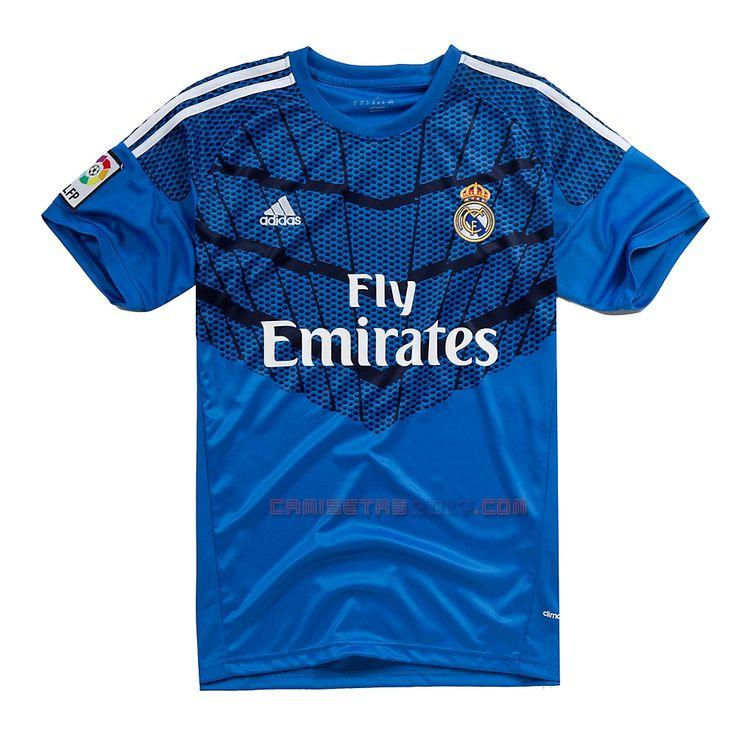 real madrid camiseta azul 2017