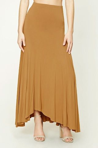 Contemporary Maxi Skirt