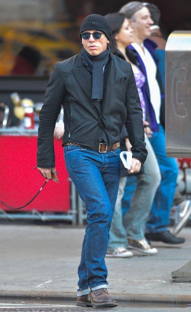 'Skyfall' actor Daniel Craig takes a walk through Soho in New York, New York on March 10, 2013.