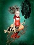 Die kleine Meerhexe | Catrin Welz-Stein