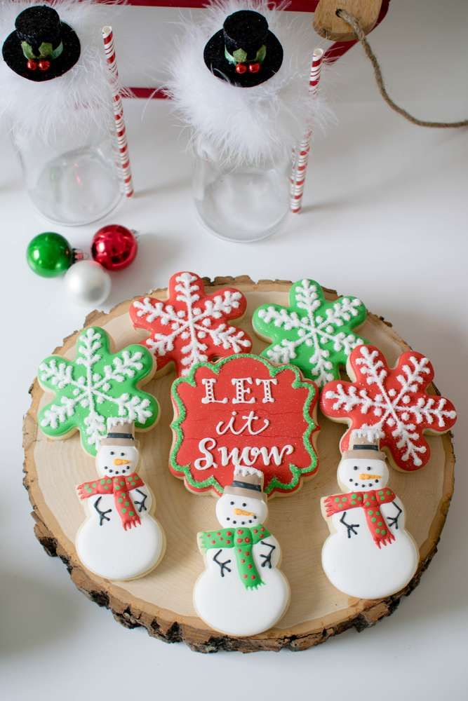 Wow!! These Christmas cookies are fantastic!! Love them!