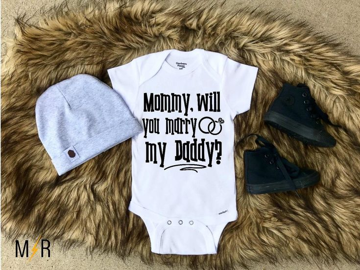 Marriage Proposal Onesie®, Child Onesie® Marry my Daddy, New Mother Reward, Engagement Proposal, Child Onesie®, Child Woman Onesie®, New child Onesie®