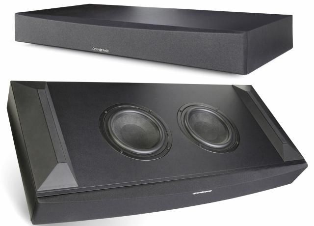 Cambridge Audio Adds To Its TV Speaker Base Line for 2015