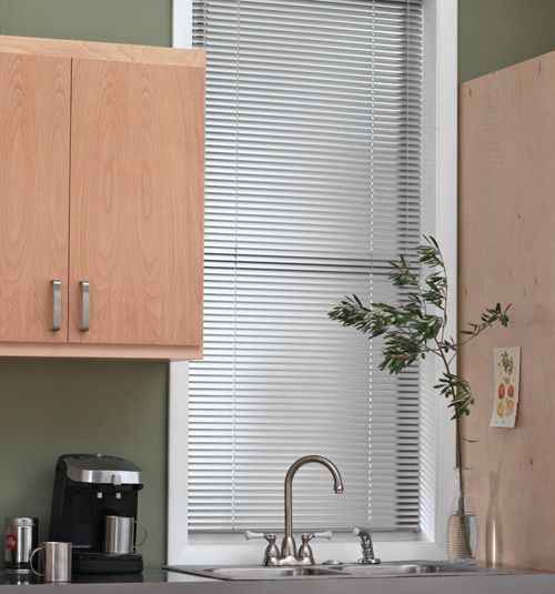 "Blindsgalore® Horizontal Blinds: 1"" 8-Gauge Aluminum Privacy #BGPickMe"