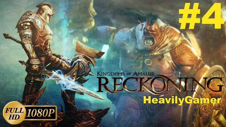 Kingdoms of Amalur Reckoning (PC) Gameplay Walkthrough Part 4:The Hunter...